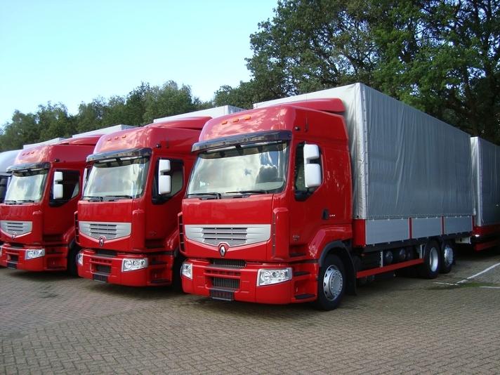 рено грузовики